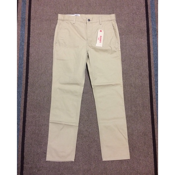 2f0f1176 Levi's Pants   Nwt Levis 511 Khaki Chino Tan Slim Men   Poshmark